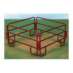 4-Piece Priefert Panel Kids Farm & Ranch Toys Set Little Buster Toys